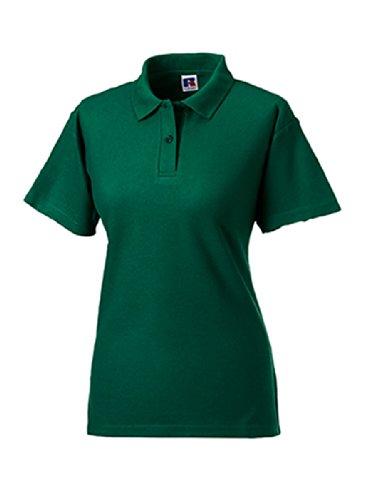 Z539F Ladies Poloshirt 65/35 Bright Royal