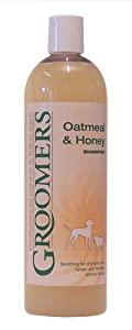 Groomers Oatmeal and Honey Shampoo 500ml by Groomers