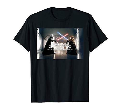 Star Wars Darth Vader and Obi-Wan Kenobi T-Shirt