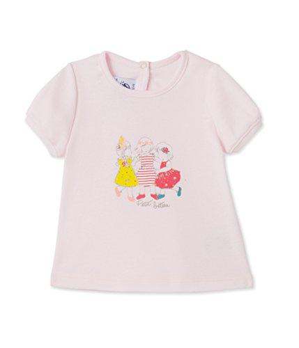 Petit Bateau Shirt Bébé Fille Petit Bateau
