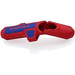 KNIPEX 16 95 01 ErgoStrip Outil universel 3 en 1 pour câbles