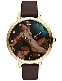 Reloj mujer Charlotte rafaelli en acero Romance 38 mm crr014