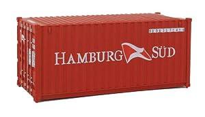 Walthers Corn Silverstone 532019Contenedor Hamburgo Süd Maqueta de