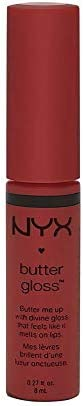 NYX Cosmetics Butter Lip Gloss Red Velvet