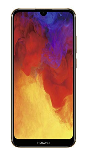 Huawei Y6 2019 15,5 cm (6.09') 2 GB 32 GB SIM Doble 4G Marrón 3020 mAh - Smartphone (15,5 cm (6.09'), 2 GB, 32 GB, 13 MP, Android 9.0, Marrón)