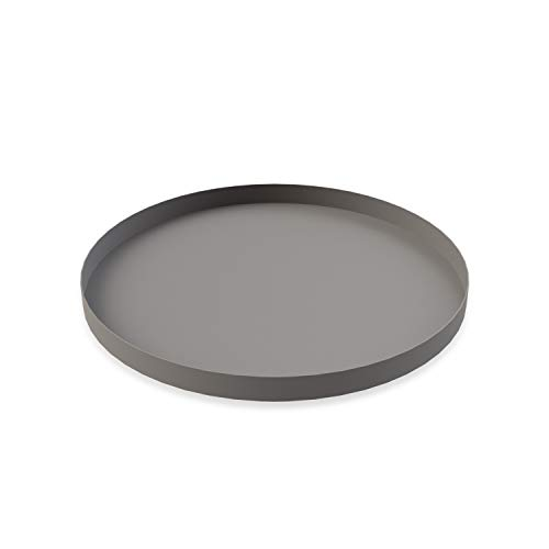 Cooee Design Tray 40x2cm Grey Design Tray