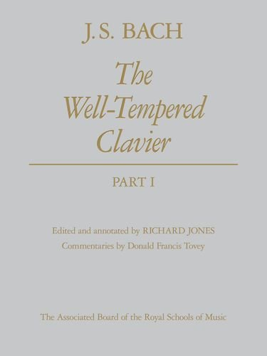 The Well-Tempered Clavier, Part I: [cloth boards]: Pt. 1 (Signature Series (ABRSM))