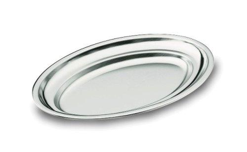 Lacor 62835 Plat Ovale 18 / 10 35 cm