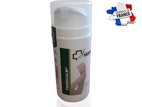 Pommade Tendinite Crème Massage TENDICALM - Action 4 en 1 - Effet Anti Inflammatoire/Décontractant...