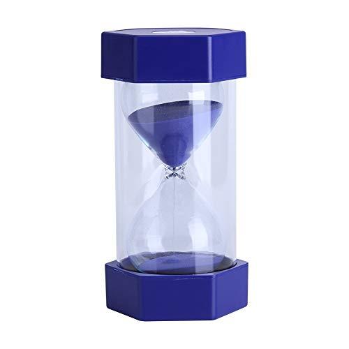 Sanduhr 3/10/20/30/60Minuten - für Heim, Büro oder als Deko, Geschenk 60 minutes blue