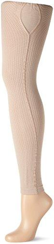 Relaxsan Damen Miederhosen Massage Pants aus Mikrofaser-Fuseaux Extra Beige (Haut 937)