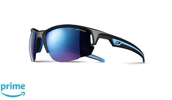 1e6fbfc6ba8a4b Julbo Venturi Sp3Cf Lunettes de Soleil Homme, Noir Bleu, Taille XL   Amazon.fr  Sports et Loisirs