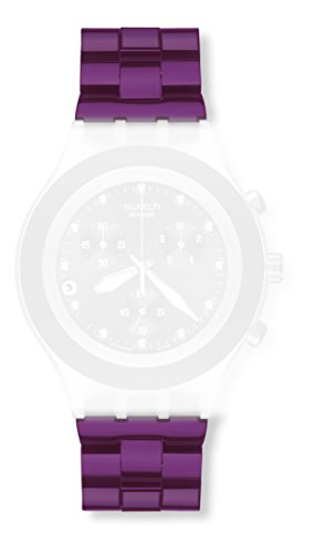 "Swatch Irony Diaphane Armband ""FULL BLOODED BLUEBERRY"" ASVCK4048AG"