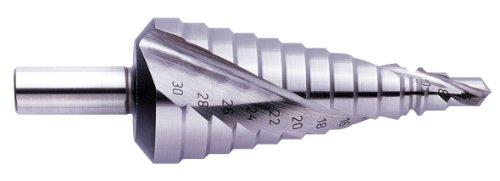 EXACT 07005 - BROCA ESCALONADA (ESTRIA HELICOIDAL  6 A 36 MM  ACERO RAPIDO)