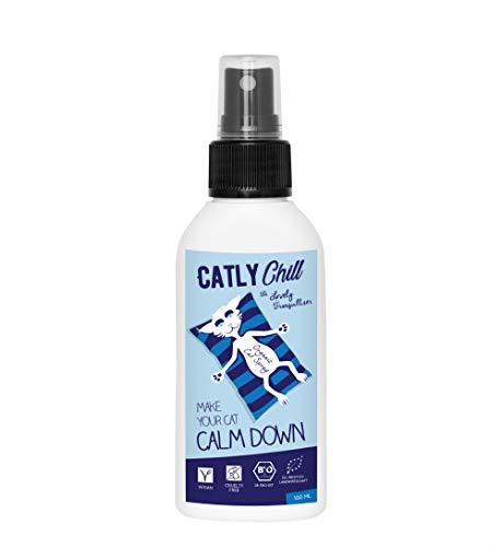 Tranquilizante gatos | CATLY CHILL| 100% biológico