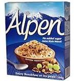 #6: Alpen No Added Sugar Muesli, 500g