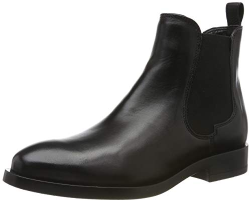 Tamaris Damen 1-1-25087-23 Chelsea Boots, Schwarz (Black 1), 37 EU