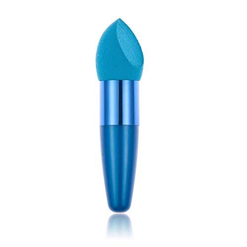 Vektenxi Lollipop Make-up Pinsel Cosmetic Tool Wet u0026 Dry Make-up Schwamm Mixer Foundation Mixer Schwämme für flüssige Creme Concealer zufällige Premium-Qualität -