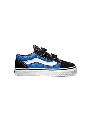 Vans, Sneaker bambini Nero nero, Nero (nero), 30 Nero (nero)