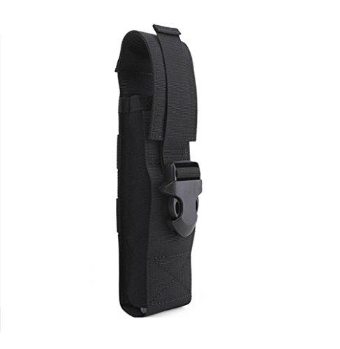 MOLLE Taschenlampe Holster Tactical Werkzeugtasche Torch Waist Pouch