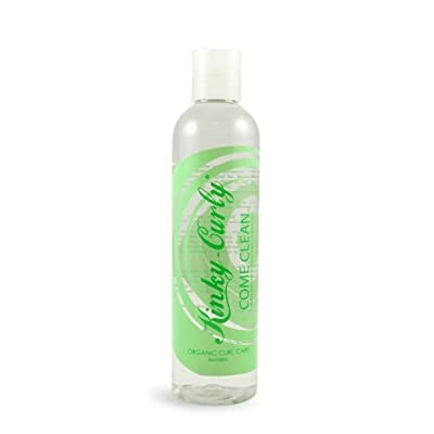 Kinky Curly Come Clean Natural Moisturizing Shampoo Sulfate Free - Read Reviews