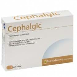 Prescription Nature Cephalgic boîte 15 gélules