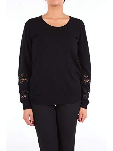 Michael Kors Winter Pullover (Michael MICHAEL KORS MF86NRHOWP Pullover Damen schwarz XL)