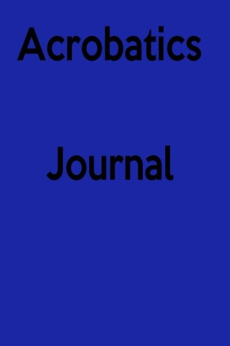 Acrobatics Journal