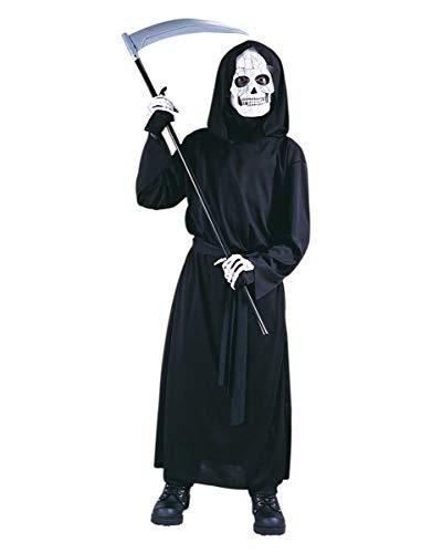 Reaper Kostüm Grave - Sensenmann Kinderkostüm mit Maske