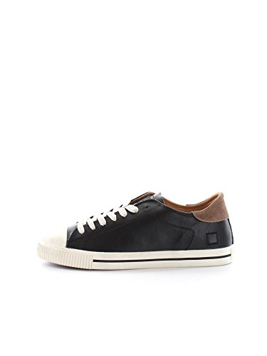 DATE A251 NE CA BLACK SNEAKERS Uomo BLACK 41