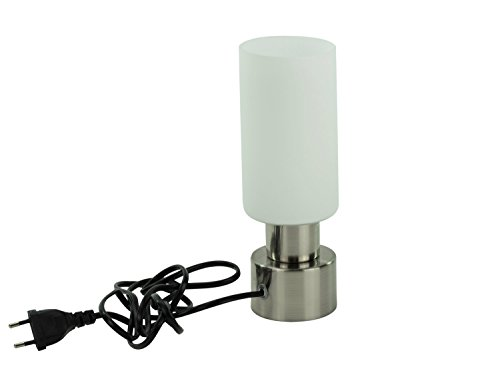 sensitive-touch-table-lamp-ac-powered-metal-foot-frosted-glass-lamp-shade