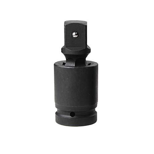 Universalgelenk Flexibel Durable Standard Adapter Wobble Socket Swivel Black Parts Drive Air Impact Safe Corrosion Resistance Solid, Wie abgebildet, 3 -
