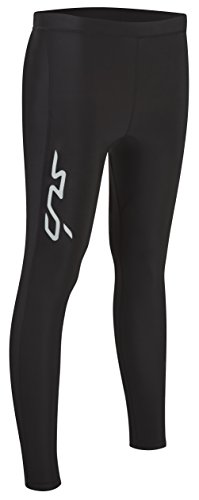 Sub Cold Women'Winter Sports Herren Thermal Base Layer Tights schwarz schwarz xxl
