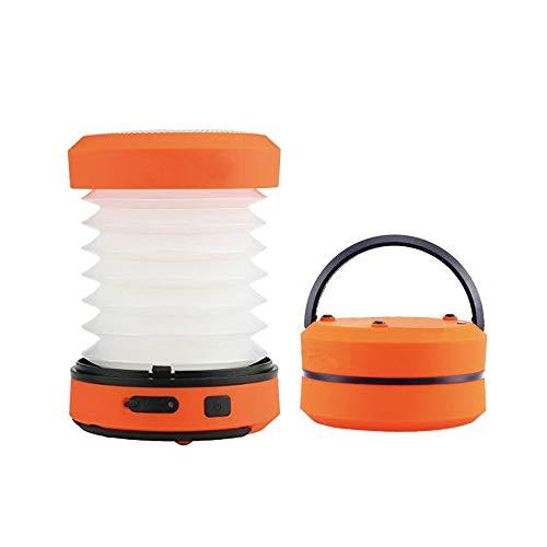 TOOGOO Led Camping Licht Au?en Beleuchtung Zelt Licht Camping Hand Kurbel Lade Klapp Laterne Taschen Lampe Notfall Taschen Lampe -