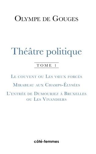 Théâtre politique (Tome 1)