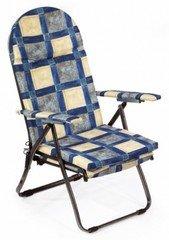 Chaise longue Luxe Plaque 4 + 3