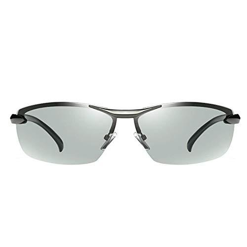 NSZPW Driving Photochromic Sunglasses Men Polarized Discoloration Sonnenbrille für Männer, Frauen, Männer, Schutzbrillen