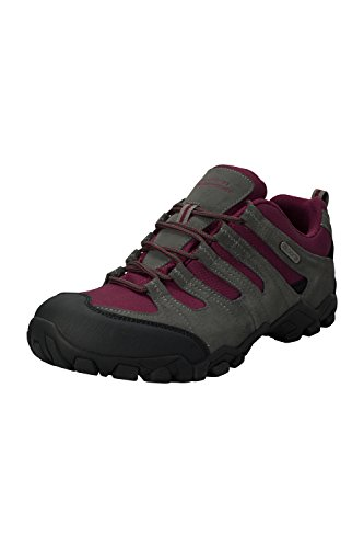 Mountain Warehouse Scarpe da trekking Belfour per donna Grigio scuro