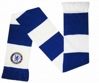 Chelsea FC – Bufanda, diseño de barras