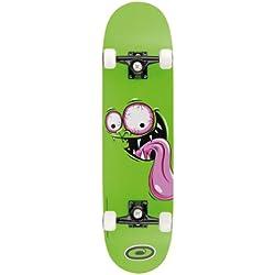 "Skateboard Osprey complet débutants double kick trick, 31 x 8"", deck érable"