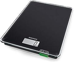 Soehnle Page Compact, digitale keukenweegschaal 100 20,1 x 16,3 x 2,5cm zwart