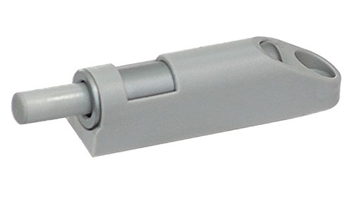 10 Türdämpfer Möbeltürdämpfer Grau mit Adapter TÜV Monitoring und Testing -