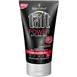 Schwarzkopf Taft All Weather Power Styling Gel Mega Strong-5 150ml