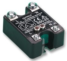 CONTROL MODULE, SOFTSTART SSC-25 By UNITED AUTOMATION - Automation Module