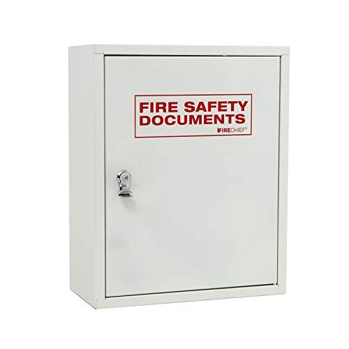 Rouge Firechief Dhs1/support de documents avec serrure /à cl/é