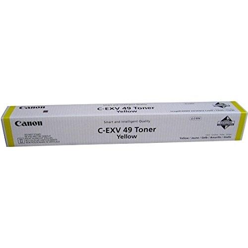 Preisvergleich Produktbild Canon 8527B002 C-EXV 49 toner, 19000 Seiten, gelb