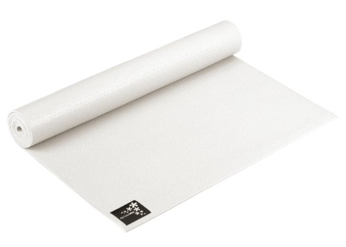 Yogistar Yogamatte Basic - rutschfest - Cocos White