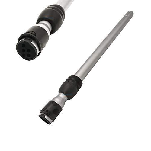 Teleskoprohr Staubsaugerrohr/Saugrohr verstellbar für Siemens/Bosch BSG6 BSG7 BSG8 passend für Teile-Nr. 574692 00574692 4054905151257 von Microsafe