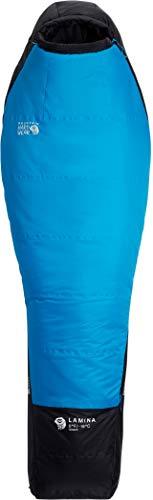 Mountain Hardwear Lamina Sleeping Bag -18°C Long Electric Sky Ausführung Right Zipper 2019 Schlafsack