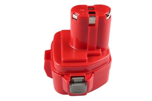 Golden Dragon, batteria per trapano senza fili da 12.00 V, 2000 mAHh, Ni-Cd, alimentatore di ricambio per Makita 6271D, 6271DWPE, 6227DW, 6227DWBE, 6227DWE, 6227DWLE, 6270D, 1220 1222